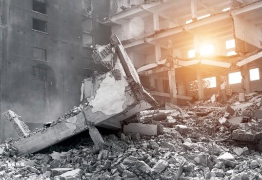 demolición y reciclaje